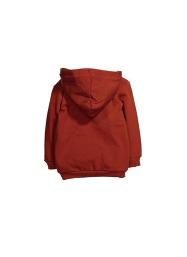 Zeyland Baskılı Kapüşonlu Sweatshirt (9ay-4yaş) Baskılı Kapüşonlu Sweatshirt (9ay-4yaş) Taba